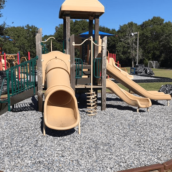 Commercial Playground Rubber Mulch